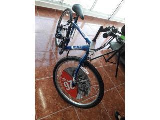 bicicletas, La Familia Guayama 1  Puerto Rico