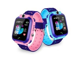 Reloj con GPS para niños con camara , Retro Game Store Puerto Rico