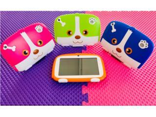 Dogs kids tablets wifi educativos, Retro Game Store Puerto Rico