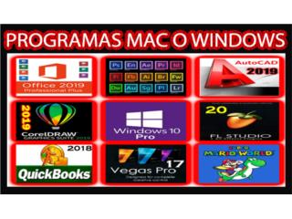 CUALQUIER PROGRAMA ((( MAC O WINDOWS ))), MK COMPUTER INC. PAGINA OFFICIAL Puerto Rico