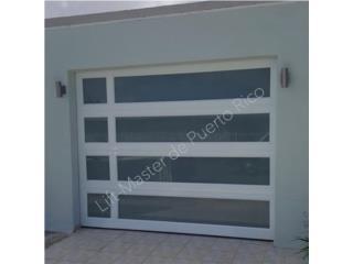 Puerta de Garaje Custom, Lift-Master de Puerto Rico Inc Puerto Rico