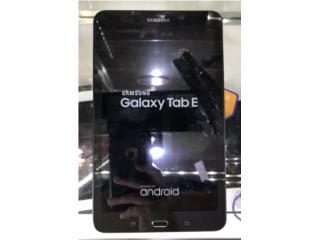 Tablet Samsung Galaxy Tab E, La Familia Casa de Empeño y Joyería-Carolina 2 Puerto Rico