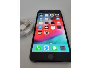 IPHONE 6 PLUS DESBLOQUEADO 128GB , CELLTECH PR Puerto Rico