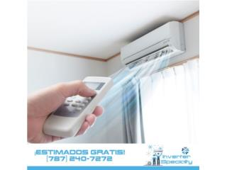 Consolas Inverter 12 BTU 19 seer $499, Inverter Store & Supplies Puerto Rico