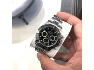 "Rolex Daytona New Model "" Panda "" black, CHRONO - SHOP Puerto Rico"