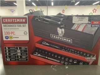 Caja de herramientas con 130pc Craftsman , La Familia Guayama 1  Puerto Rico