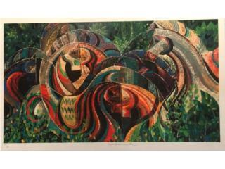 Andy Bueso Varias Obras, PR ART COLLECTION Puerto Rico