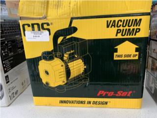 Vacuum pump , La Familia Casa de Empeño y Joyería-Ponce 2 Puerto Rico