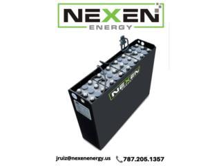 Nexen Energy Traction 2v , ESB PR Corporation  Puerto Rico