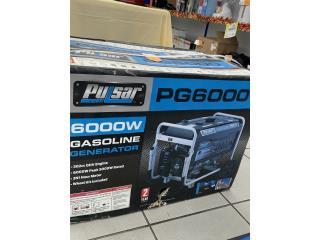 Pulsar Generator 6000W, La Familia Casa de Empeño y Joyería-Ponce 2 Puerto Rico