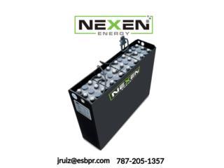 Nexen Energy Traction Industrial, ESB PR Corporation  Puerto Rico
