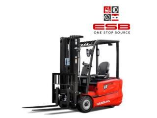 Pallets, Finger, stacker y servicios, ESB PR Corporation  Puerto Rico