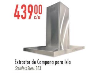 Extractor de Campanapara isla, Ferreteria Ace Berrios Puerto Rico