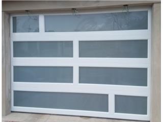 Puertas de garage variedad de estilos, Rivera Home Service Puerto Rico