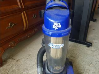 Vacuum cleaner, ECONO/CRISIS SOLUTIONS Puerto Rico
