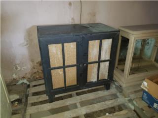 Mueble caja rústico, ECONO/CRISIS SOLUTIONS Puerto Rico