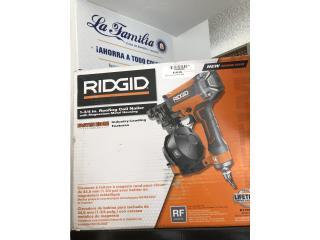 RIDGID ROOFING NAILER , La Familia Casa de Empeño y Joyería-Caguas T2 Puerto Rico
