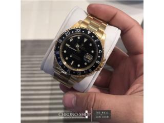 Rolex Gmt Master II , CHRONO - SHOP Puerto Rico