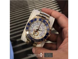 Rolex Yatch-Master II 18k Yellow Gold, CHRONO - SHOP Puerto Rico