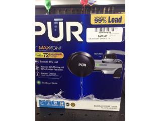 filtro para llave de fregadero PUR, La Familia Casa de Empeño y Joyería-Aguadilla Puerto Rico