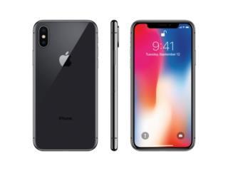 iPhone X 64gb de AT&T, Cashex Puerto Rico