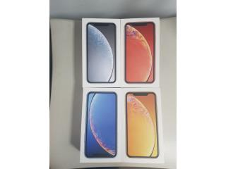 IPHONE XR 64GB DESBLOQUEADOS , W-I Celulares & Best Cover PR Puerto Rico