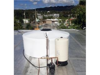 CISTERNA DE 600 GALONES - NUEVA -, ATLANTIS SOLAR TECH Puerto Rico