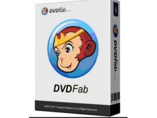 DVD FAB 11 ( COPIE DIVIDE Y FUSIONA VIDEOS ), MK COMPUTER Puerto Rico