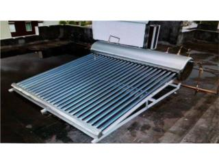 Calentador Solar 100% Stainless Steel, QUALITY POWER 787-517-0663 Puerto Rico