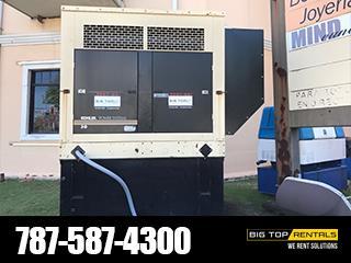 Trujillo Alto Puerto Rico Selladores Techo, Planta Eléctrica / Generador Kohler 30K