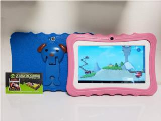 NEW Tablets Kids a tan solo $59.99, LA CASA DEL ANDROID Puerto Rico