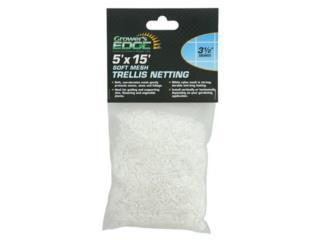 Trellis netting, plant support, Hydro Shop PR Puerto Rico