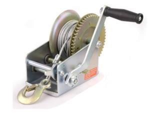 WINCHE MANUAL DE CABLE 2000 LBS, COLON APPLIANCES PARTS DIST. Puerto Rico