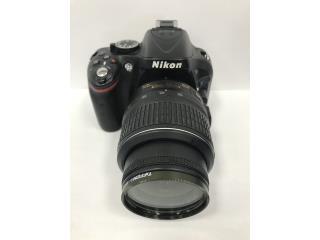 Nikon Camara D5200, La Familia Casa de Empeño y Joyería-Ponce 1 Puerto Rico