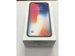 Apple iPhone x 256 gb, LA FAMILIA MANATI  Puerto Rico