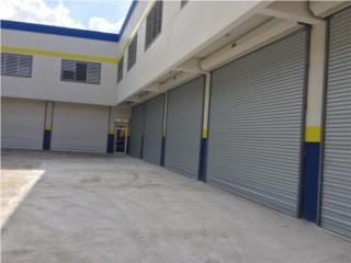 Puertas Rolling de metal y aluminio, ELECTROSERVICE LLC Puerto Rico
