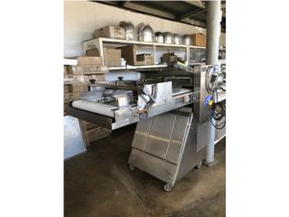 Longadora marca LVO, @ Muñoz Bakery Equipment, Inc. Puerto Rico