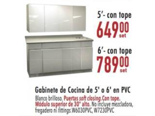 Gabinete de cocina , Ferreteria Ace Berrios Puerto Rico
