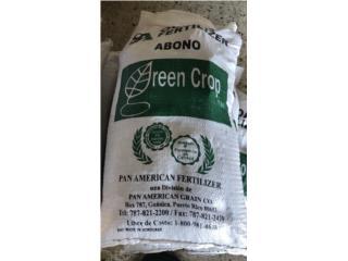 Abono , Agro Zone Manatí  Puerto Rico
