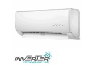 INVERTER 19 SEER 18btu 750.00, Inverter Technology PR Puerto Rico