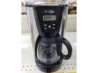Mr.Coffee, LA FAMILIA MANATI  Puerto Rico