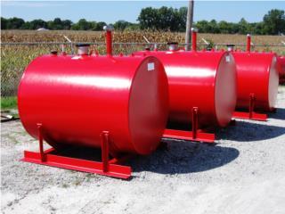 FABRICACION TANQUES DIESEL 500GAL, KINEKO ENERGY LLC Puerto Rico