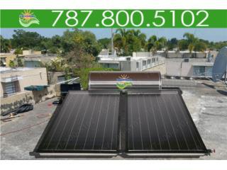 CALENTADORES SOLARES UNIVERSAL PARA EL HOGAR, UNIVERSAL SOLAR - METRO/ISLA         787-800-5102 Puerto Rico