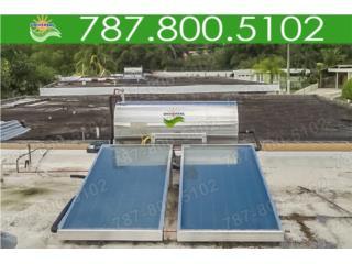 CALENTADOR SOLAR UNIVERSAL 82 GLS, UNIVERSAL SOLAR - METRO/ISLA         787-800-5102 Puerto Rico