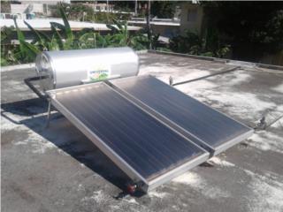 NUEVOS TERMO-TANQUE CALENTADOR SOLAR, OFICINA CENTRAL UNIVERSAL SOLAR 787-310-5555 Puerto Rico