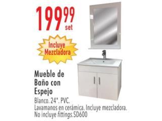 Mueble de baño, Ferreteria Ace Berrios Puerto Rico
