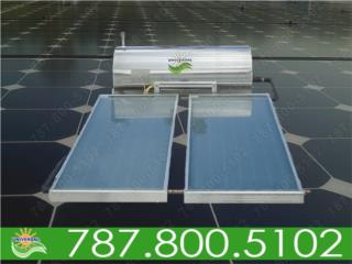 CALENTADOR SOLAR UNIVERSAL EL MEJOR!, UNIVERSAL SOLAR - METRO/ISLA         787-800-5102 Puerto Rico
