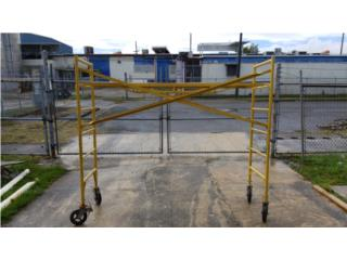 Vendo Andamio Heavy Comercial e Industrial, MG Inter / Space Designs Puerto Rico