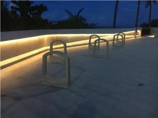 Bike Rack Bicycle Bicicleta Parking concreto, 713 Precast LLC Puerto Rico