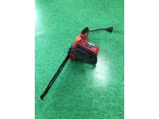 Homelite chainsaw electric $40 OMO, Krazy Pawn Corp Puerto Rico
